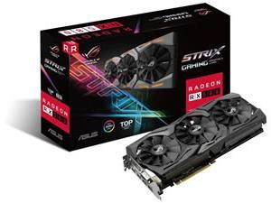 ASUS Republic of Gamers Strix-RX580-T8G-GAMING Graphics Card