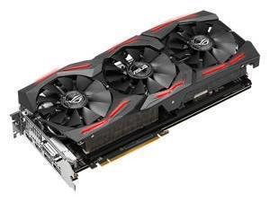 Asus ROG Strix RX VEGA64 8GB Overclocked Graphics Card