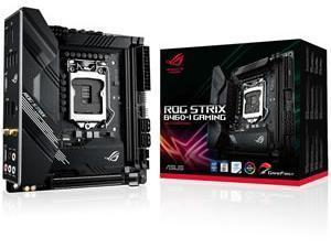 ASUS ROG STRIX B460-I GAMING LGA1200 B460 Chipset Mini-ITX Motherboard