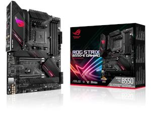 ASUS ROG STRIX B550-E GAMING AMD AM4 B550 Chipset ATX Motherboard