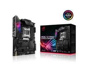 Asus ROG STRIX X299-E GAMING II Socket LGA2066 X299 ATX Motherboard