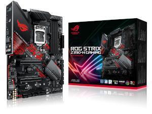 ASUS ROG STRIX Z390-H GAMING Intel Z390 Chipset Socket 1151 ATX Motherboard