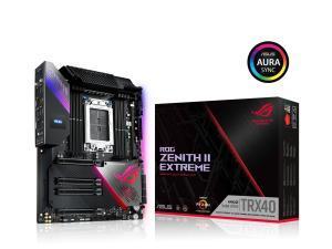 Asus ROG TRX40 Zenith II Extreme TRX40 E-ATX Motherboard