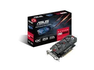 Asus Radeon RX560-O2G 2GB DDR3 1210MHZ Graphics Card