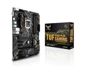 Asus TUF B360-PLUS GAMING LGA 1151 B360 ATX Motherboard