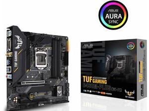 ASUS TUF GAMING B460M-PLUS WI-FI LGA1200 B460 Chipset mATX Motherboard
