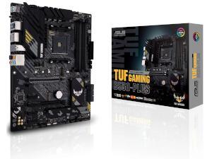 ASUS TUF GAMING B550-PLUS AMD AM4 B550 Chipset ATX Motherboard