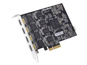 AverMedia 4-Channel Full HD HDMI PCIe Capture Card
