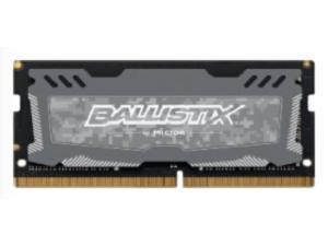 Ballistix Sport LT 4GB DDR4 PC4-19200 2400MHz SO-DIMM Module