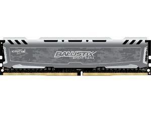 Ballistix Sport LT Grey 8GB DDR4 2666MHz Memory Module
