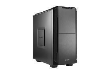 be quiet! Silent Base 600 Mid Tower case, Black with 2 x Pure Wings 2 Fans