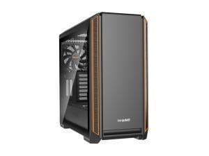 BeQuiet! SILENT BASE 601 WINDOW ORANGE ATX Mid-Tower Chassis