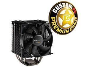 be quiet! BK014 Dark Rock Advanced CPU Cooler with 120mm Silent Wings Fan