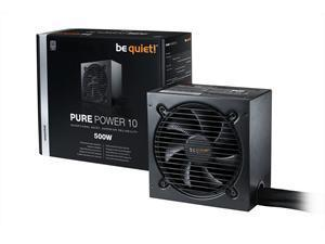 BeQuiet! Pure Power 10 500W Non Modular Power Supply