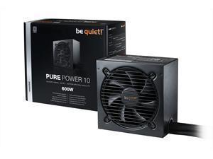 BeQuiet! Pure Power 10 600W Non Modular Power Supply