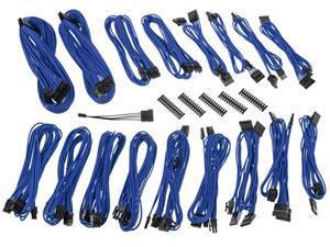 BitFenix Alchemy 2.0 PSU Cable Kit CSR-Series - Blue