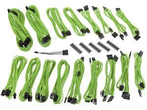 BitFenix Alchemy 2.0 PSU Cable Kit CSR-Series - NVIDIA Green