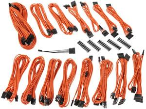 BitFenix Alchemy 2.0 PSU Cable Kit EVG-Series - Orange