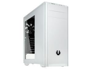 BitFenix Nova Mid Tower case, White, Windowed