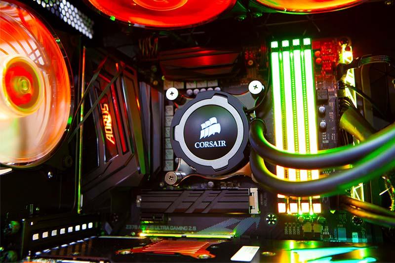 Corsair CPU Cooler