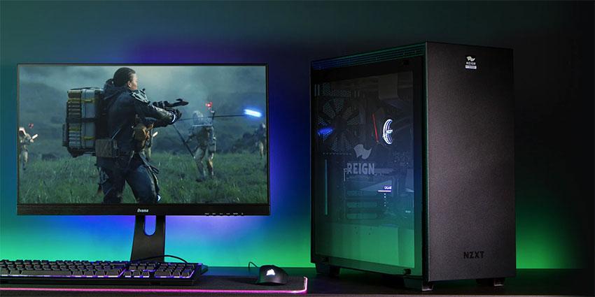 Reign Paladin MKI Gaming PC