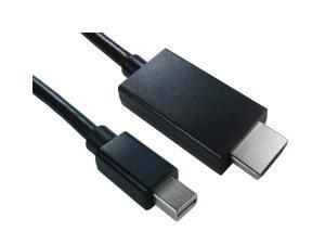 Mini DisplayPort m To HDMI m Cable 2m