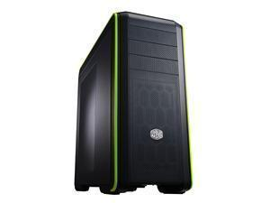 Cooler Master CM 690 III Mid Tower Case - Green Edition