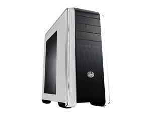 Cooler Master CM 690 III Mid Tower Case - White Edition