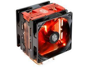 Cooler Master Hyper 212 LED Turbo Red Edition Tower CPU Cooler - LGA2066 Support