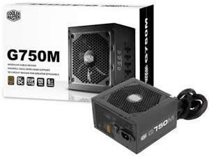 Cooler Master GM Series G750M ATX Power Supply