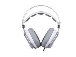 Cooler Master MasterPulse White with Bass FX over-ear Gaming Headset