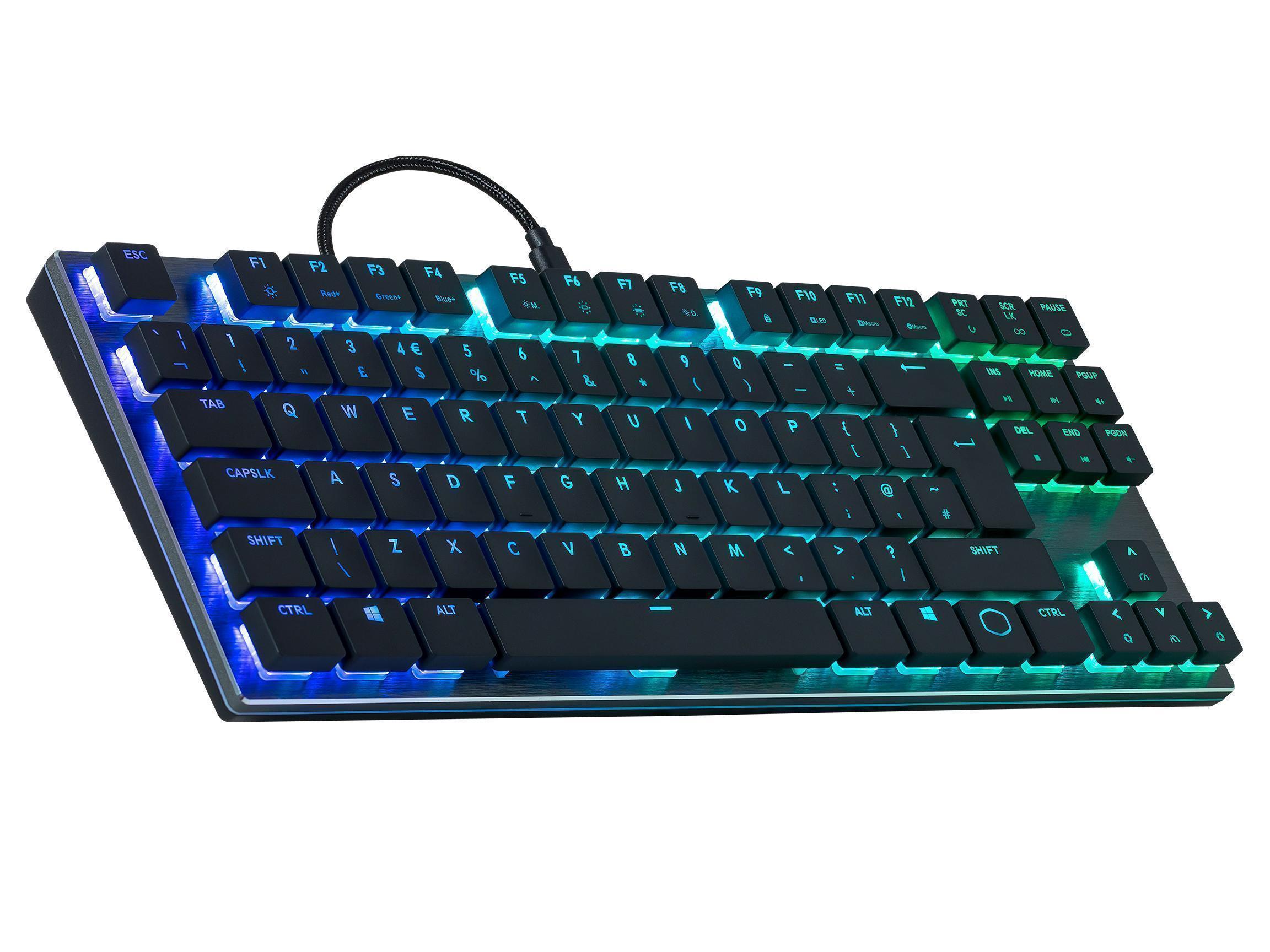 Cooler Master SK630 Mechanical Gaming Keyboard