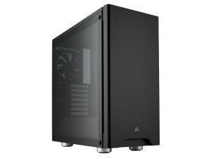 *B-stock item - 90 days warranty*Corsair Carbide 275R Black Tempered Glass Midi PC Gaming Case