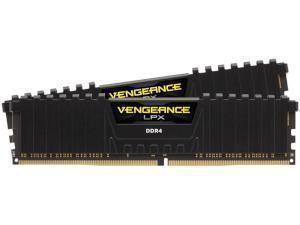 *B-stock item - 90 days warranty*Corsair Vengeance LPX Black 16GB 2x 8GB 2666MHz DDR4 Dual Channel Memory RAM Kit