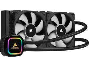 *B-stock item - 90 days warranty*Corsair iCUE H100i RGB PRO XT All-In-One 240mm CPU Water Cooler