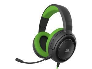 Corsair HS35 Green Stereo PC/Console Gaming Headset