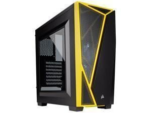 Corsair Carbide Series® SPEC-04 Mid-Tower Gaming Case — Black/Yellow