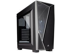 Corsair Carbide Series® SPEC-04 Mid-Tower Gaming Case — Black/Grey
