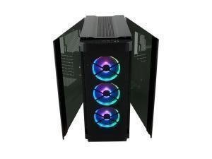 Corsair Obsidian 500D RGB SE Tempered Glass Midi PC Gaming Case with RGB Fans