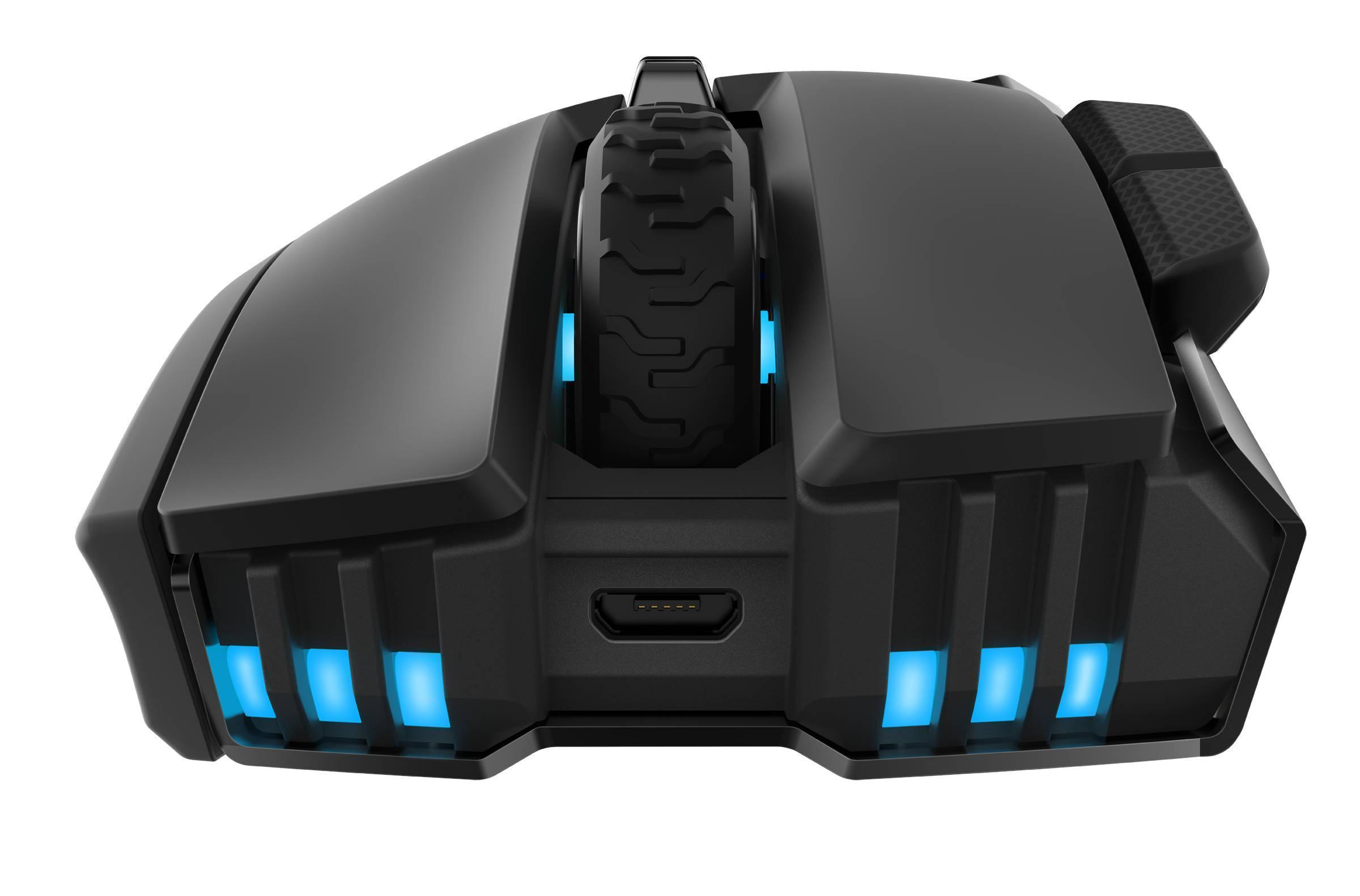 CORSAIR IRONCLAW RGB Wireless Rechargeable Gaming Mouse