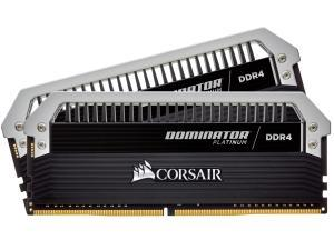 Corsair Dominator Platinum 8GB 2x4GB DDR4 PC4-28800 3600MHz Dual Channel Kit