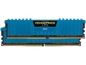 Corsair Vengeance LPX Blue 16GB 2x8GB DDR4 PC4-24000 3000MHz Dual Channel Kit