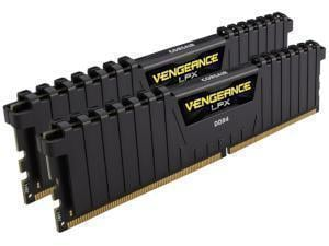 Corsair Vengeance LPX Black 16GB 2x8GB DDR4 PC4-25600 3200MHz Dual Channel Kit