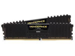 Corsair Vengeance LPX Black 32GB 2x16GB DDR4 2400MHz Dual Channel Memory Kit