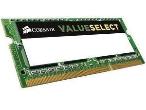Corsair ValueSelect 4GB 1x4GB DDR3L / DDR3 PC3-12800 1600MHz SO-DIMM Module