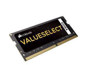 Corsair Value Select SODIMM 4GB 1x4GB DDR4 PC4-17000 2133MHz Single Module Skylake