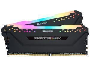 Corsair Vengeance RGB Pro 16GB 2x8GB DDR4 2666MHz Dual Channel Kit