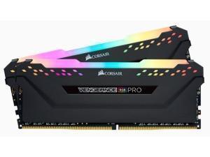 Corsair Vengeance RGB Pro 32GB 2x16GB DDR4 3000MHz Dual Channel Memory RAM Kit