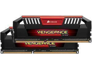 Corsair Vengeance Pro Red 16GB 2x8GB DDR3 PC3-19200 2400MHz Dual Channel Kit