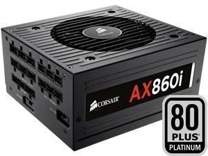 Corsair AXi Series AX860I ATX Power Supply